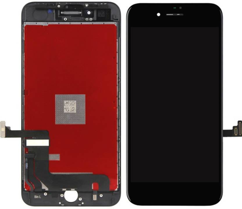 cheap for discount 75e23 f8649 iSupport Centre Apple iPhone 8 Plus Black 100% Original LCD IPS LCD ...
