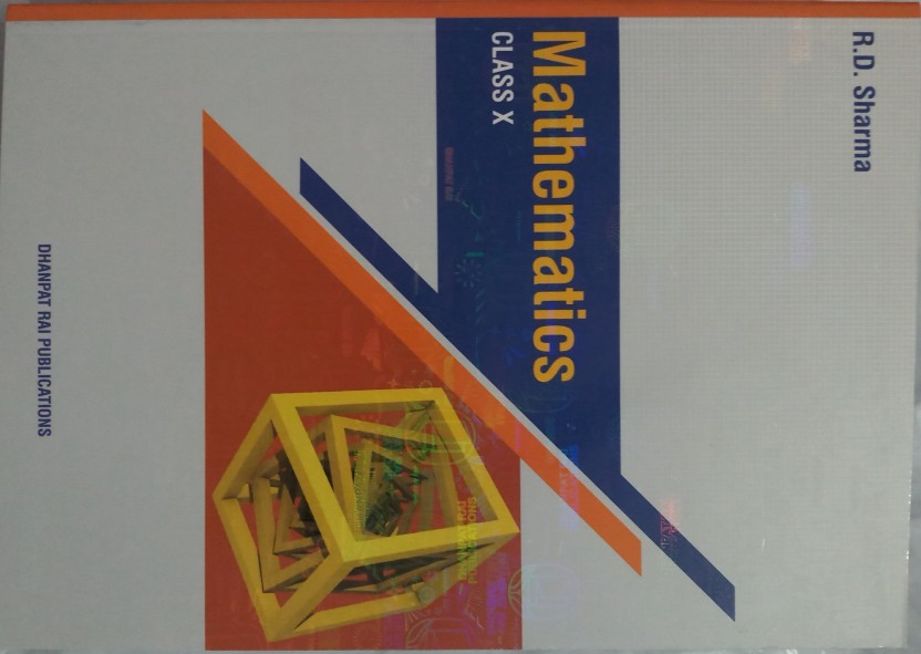 Rd Sharma 10th Maths Book