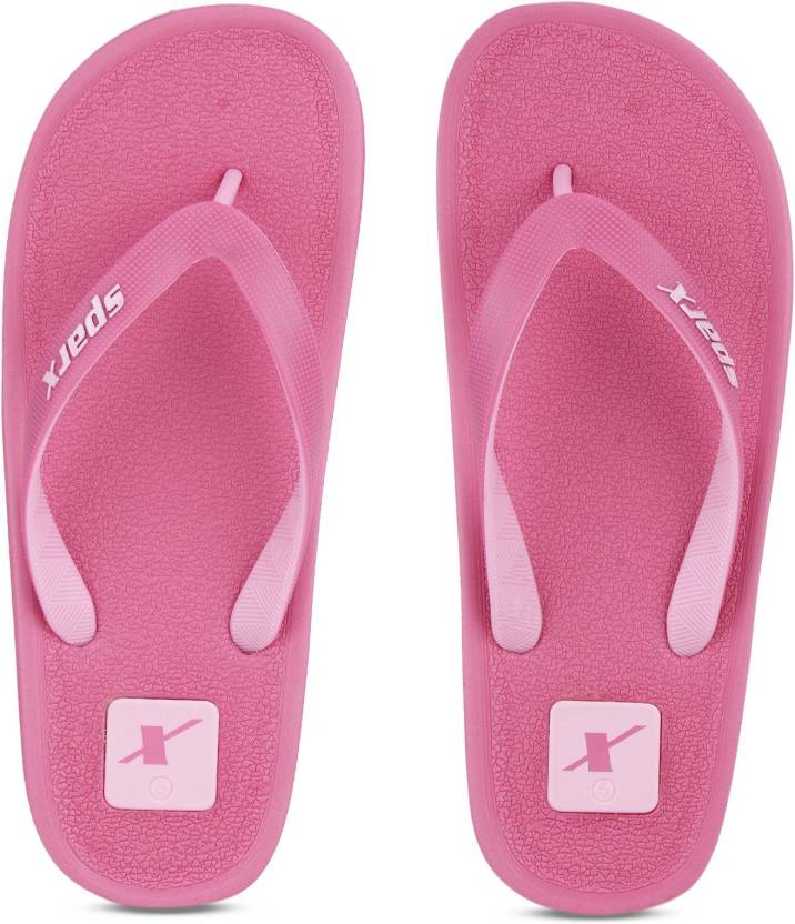 c6c987b850a Sparx Women Slippers - Buy Pink Color Sparx Women Slippers Online at Best  Price - Shop Online for Footwears in India