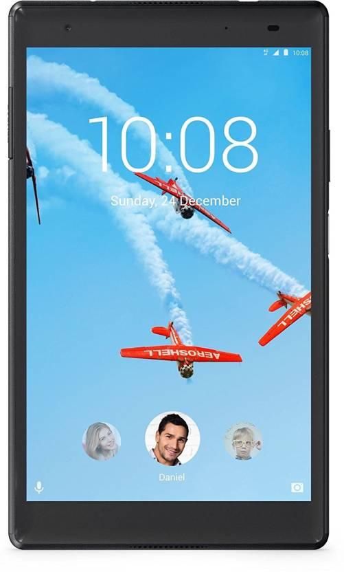 Lenovo Tab4 8 Plus 64 GB 8 inch with Wi-Fi+4G Tablet (Aurora Black