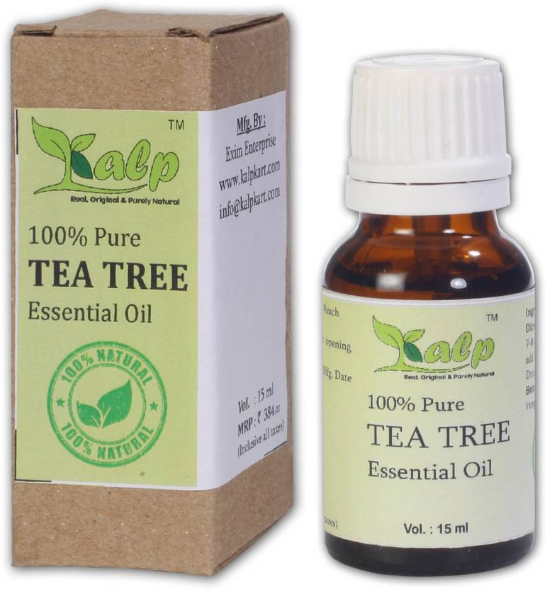 Kalp Tea tree oil-For Skin , Hair And Acne