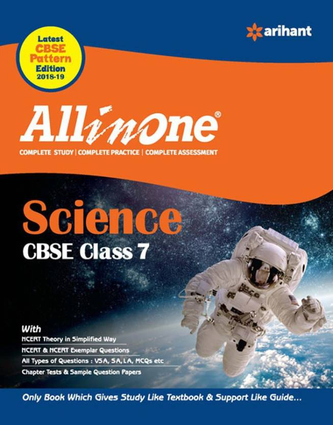 All In One Science Class 7: Buy All In One Science Class 7