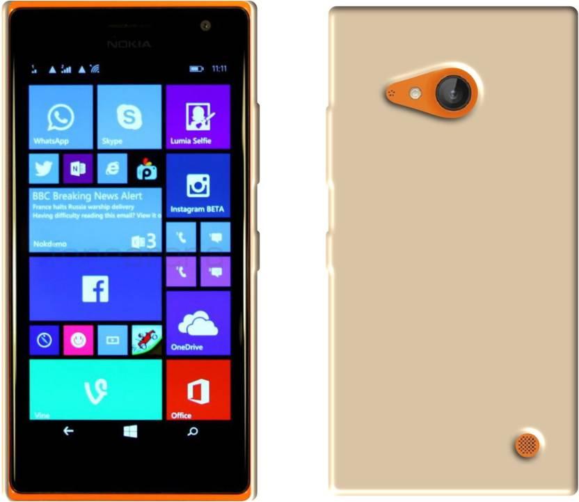on sale 3cbf5 4da0e Case Creation Back Cover for Nokia Lumia 730 RM-1040 4.7