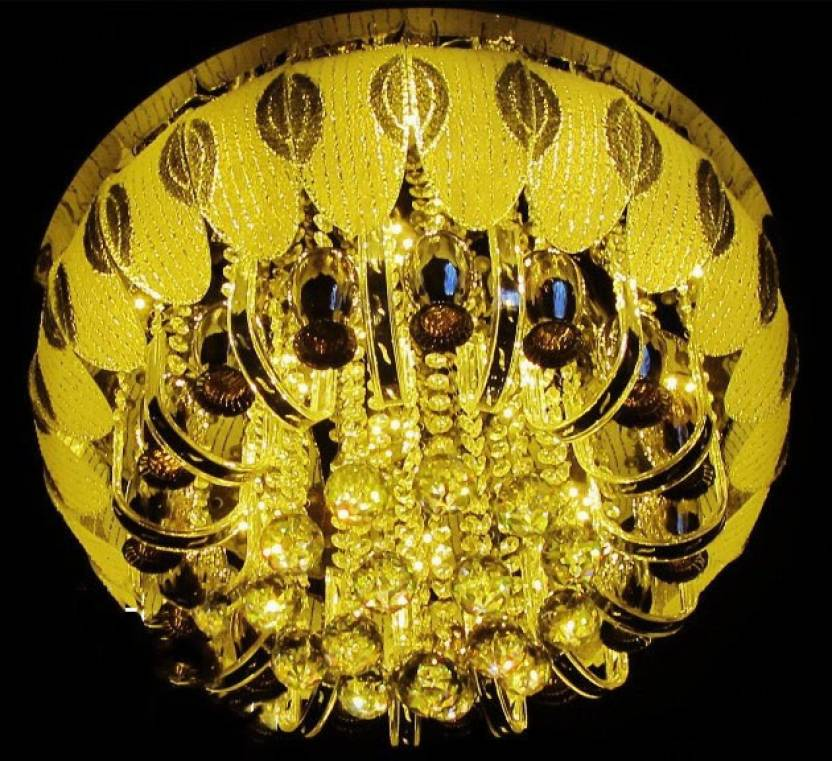 Galaxy Chandelier/Jhoomar, Led ceiling light (500mm/20 Inches) with ...