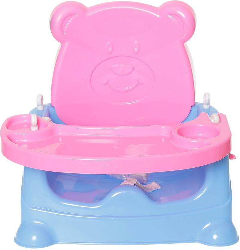 NHR 5 In 1 Multipurpose Booster Baby Chair (Feeding Chair/ High ...