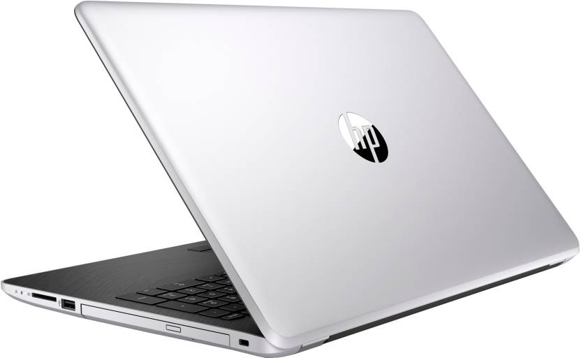 HP 15 Core i3 6th Gen - (4 GB/1 TB HDD/Windows 10 Home) 15-BS637TU Laptop(15.6 inch, Natural SIlver, 2.1 kg, With MS Office)