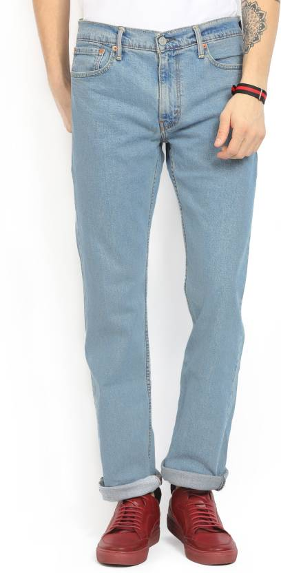 Levi's Slim Mens Blue Jeans