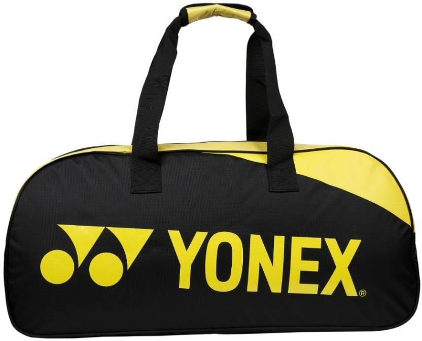 Yonex 6 in 1 BAG   SUNR 9631MTK BT6 S Badminton Bag Black, Kit Bag