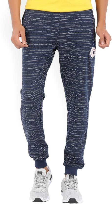 f598f498d474 Converse Printed Men Dark Blue Track Pants - Buy NAVY Converse Printed Men  Dark Blue Track Pants Online at Best Prices in India