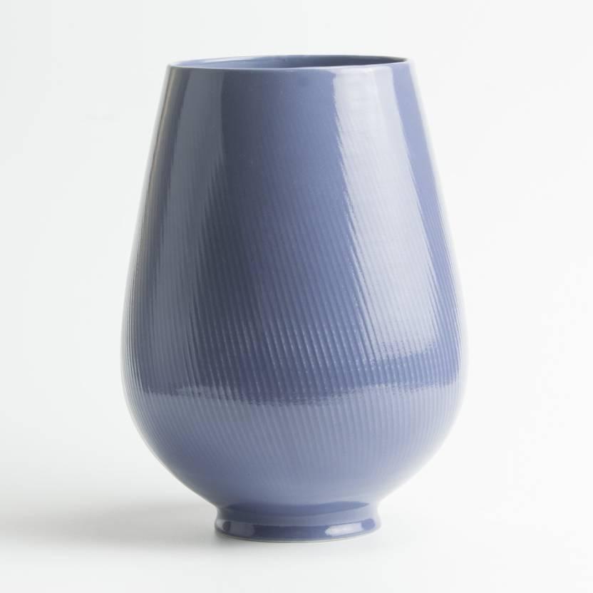 Brittlesign Janeiro Vase Modern 205cm Ceramic Porcelain