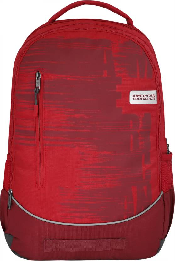 American Tourister Pop 03 34 L Backpack Red - Price in India ... 98a0278553d2a