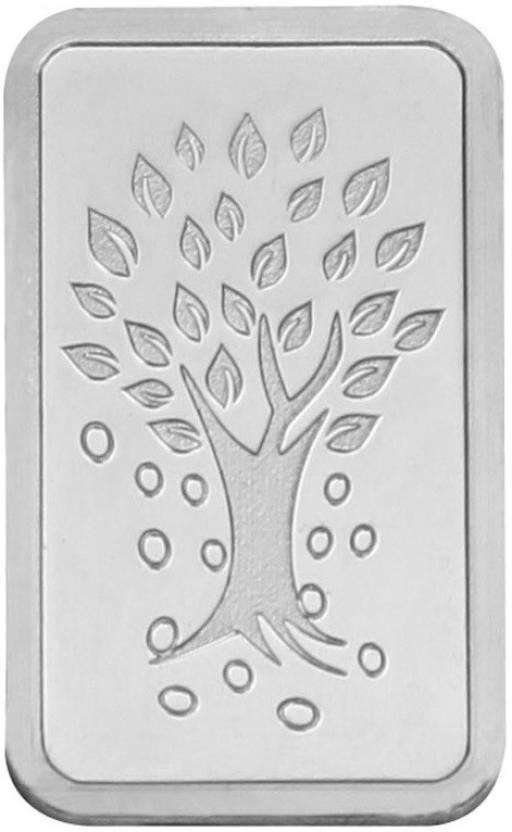 Kundan Kalpataru Tree S 999 1000 G Silver Bar Price In India Buy
