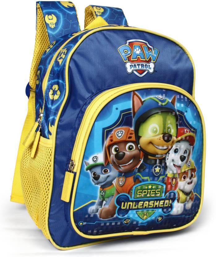 Nickelodeon Paw Patrol Spies 12 School Bag