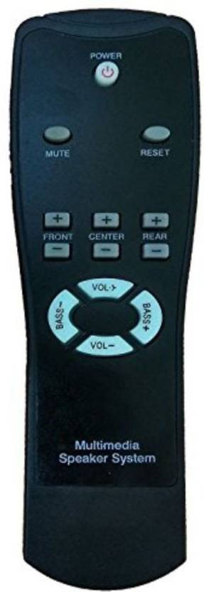MEPL Philips Multimedia Speaker System Remote Remote Controller