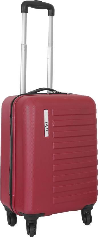 Safari Impulse Cabin Luggage 22 Inch