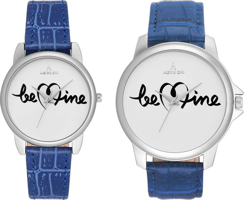 Adixion 95sl42 New Combo Symbol Of Love Watch For Couple Buy
