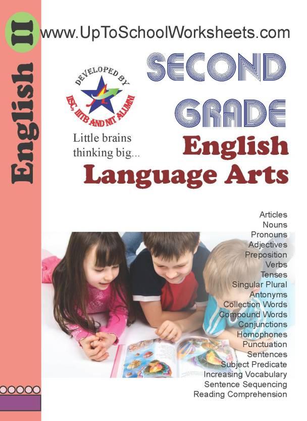 Grade 2 English Grammar Language Worksheets-CBSE/ICSE-With Answer ...