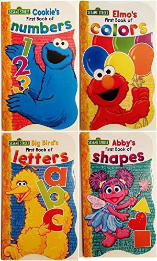 382b86b5cba Sesame Street Set Of 4