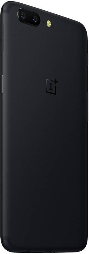 One Plus 5 (Black, 128 GB)(8 GB RAM)