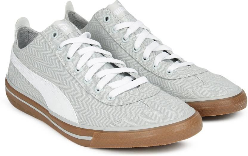 Puma 917 FUN Herringbone IDP Sneakers For Men - Buy Gray Violet-Puma ... 6b9839ce7
