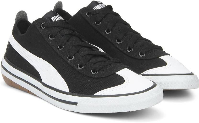 Puma 917 FUN IDP Sneakers For Men - Buy Puma Black-Puma White Color ... 55663f32b