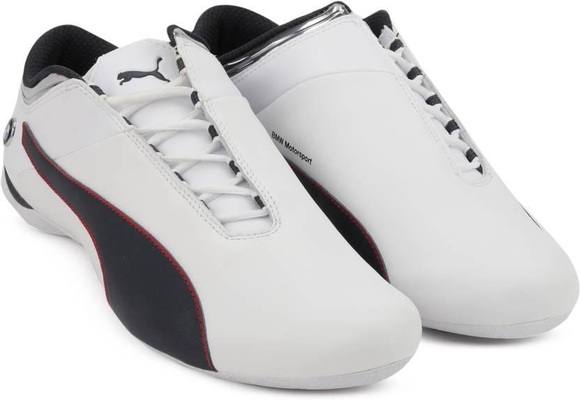 Puma BMW MS Future Cat MU Sneakers For Men - Buy Puma White-Team ... 2b99ba733