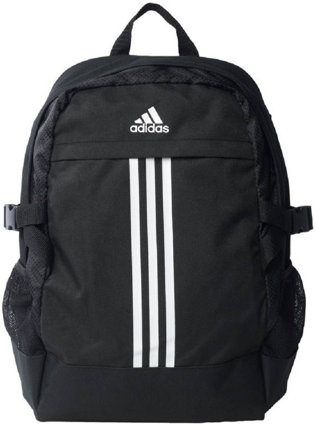 ADIDAS Power III M 22 L Backpack Black - Price in India  ed7e58c755530