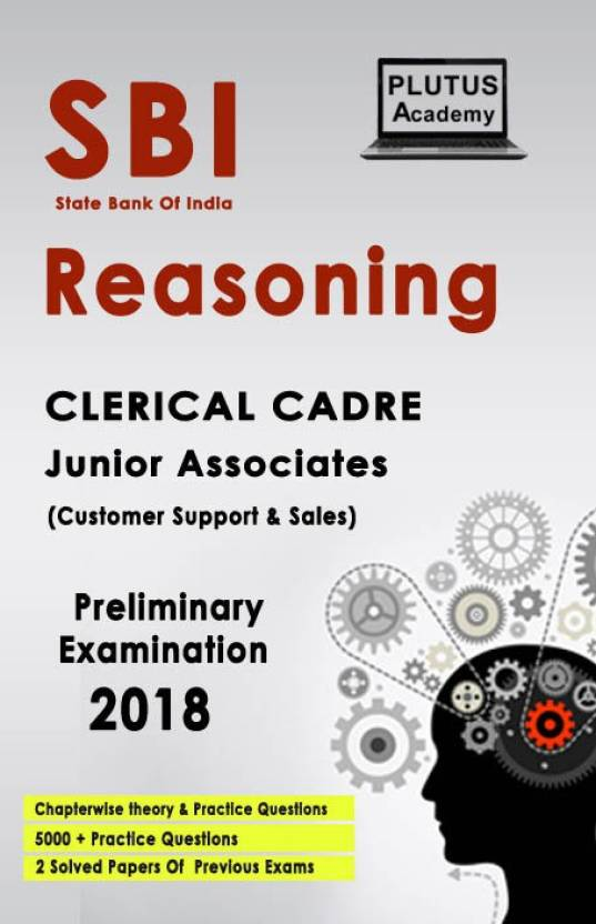 Reasoning For Clerical Cadre SBI Preliminary Examination 2018