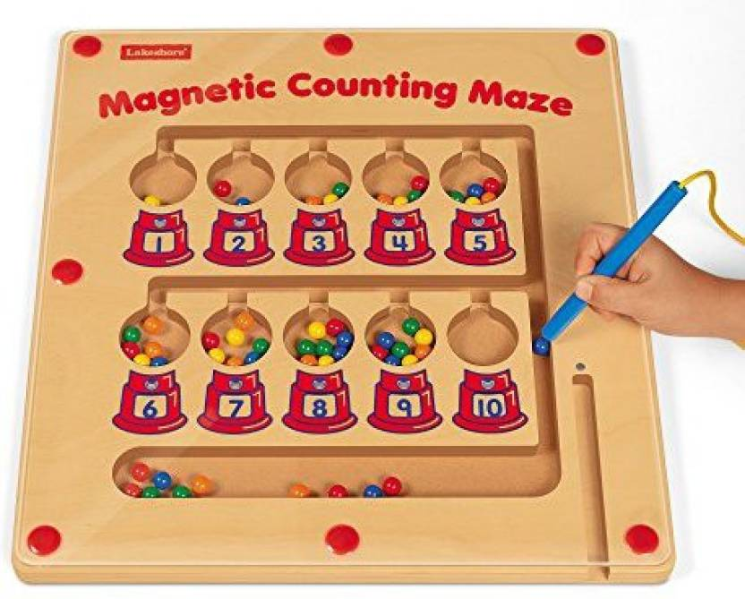 Generic Lakeshore Magnetic Counting Maze Price In India Buy
