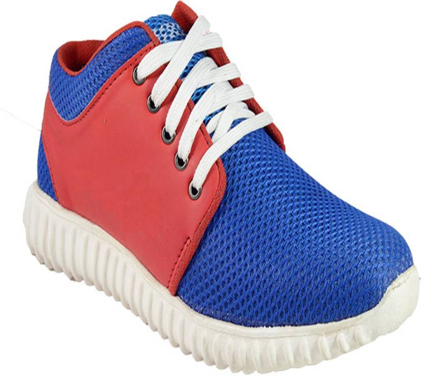c3b7a562b4 YFP YFP Unisex Blue Men and Women Casual Sport Running Shoes and Leather  Look Sneaker Shoe