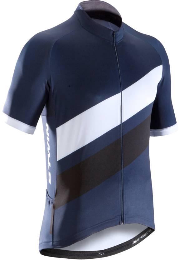Decathlon - Btwin Sports Men Round Neck Dark Blue T-Shirt - Buy Decathlon -  Btwin Sports Men Round Neck Dark Blue T-Shirt Online at Best Prices in  India ... f51a9d4b2