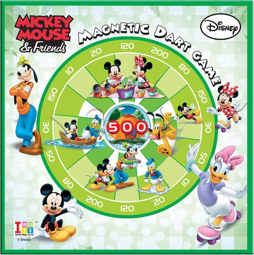 Itoys Disney Mickey 2 In Archery