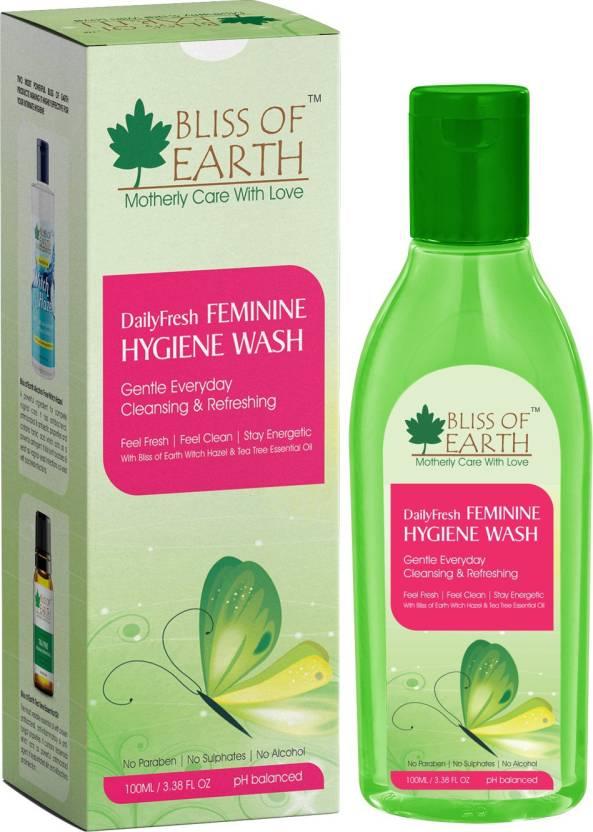 Bliss of Earth DailyFresh Feminine Hygiene Wash | 100ML