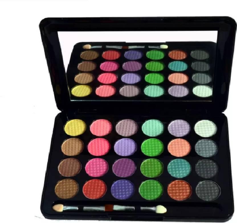 VOV Eyeshadow, Multicolour, Professional Makeup Kit 30 g (Multicolour)