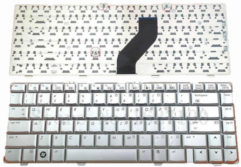 SellZone Replacement Keyboard For HP Pavilion DV6000 DV6200 DV6700
