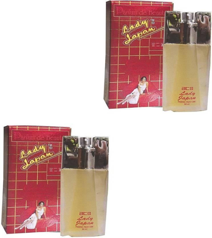 Buy aco PERFUMES aco LADY JAPAN fabric perfume 60ml 2 pcs