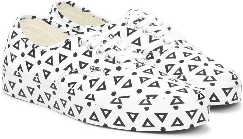 12a76aeb08334f Vans Authentic Canvas Shoes For Men - Buy White Color Vans Authentic ...