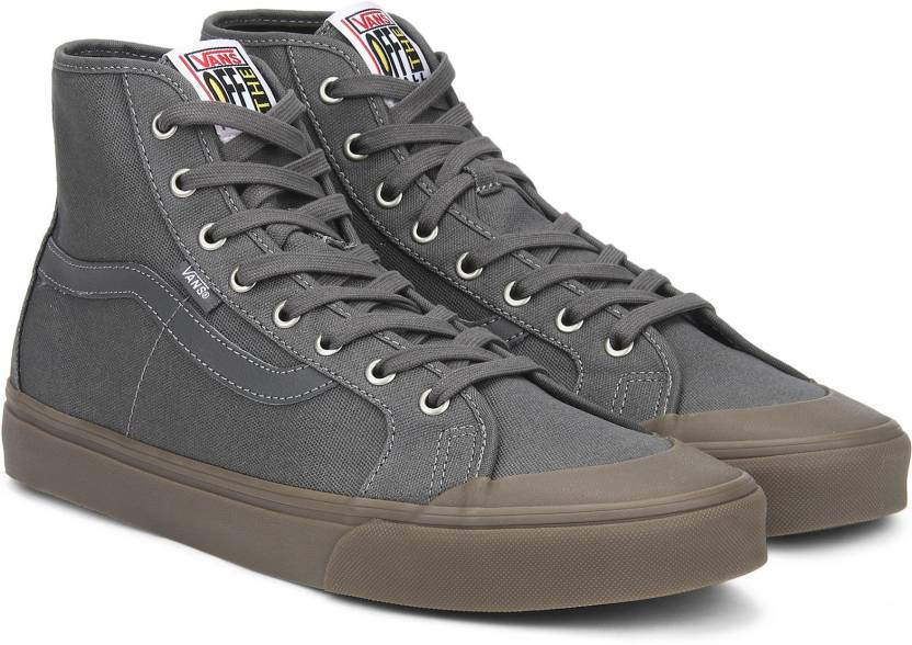 9a18e32302 Vans Black Ball Hi SF Sneakers For Men - Buy grey Color Vans Black ...