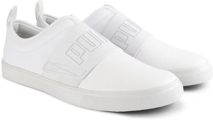 9c375755fc7 Puma El Rey FUN IDP Sneakers For Men - Buy Puma White-Puma White ...