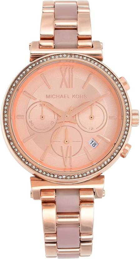 e94b59e9532f Michael Kors MK6560 SOFIE Watch - For Women - Buy Michael Kors MK6560 SOFIE  Watch - For Women MK6560 Online at Best Prices in India