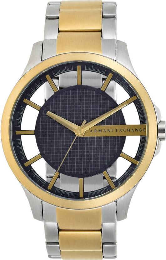 52725d21e0c6 Armani Exchange AX2403 HAMPTON Watch - For Men - Buy Armani Exchange AX2403  HAMPTON Watch - For Men AX2403 Online at Best Prices in India
