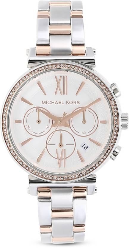6bfd368e879c Michael Kors MK6558 SOFIE Watch - For Women - Buy Michael Kors MK6558 SOFIE  Watch - For Women MK6558 Online at Best Prices in India