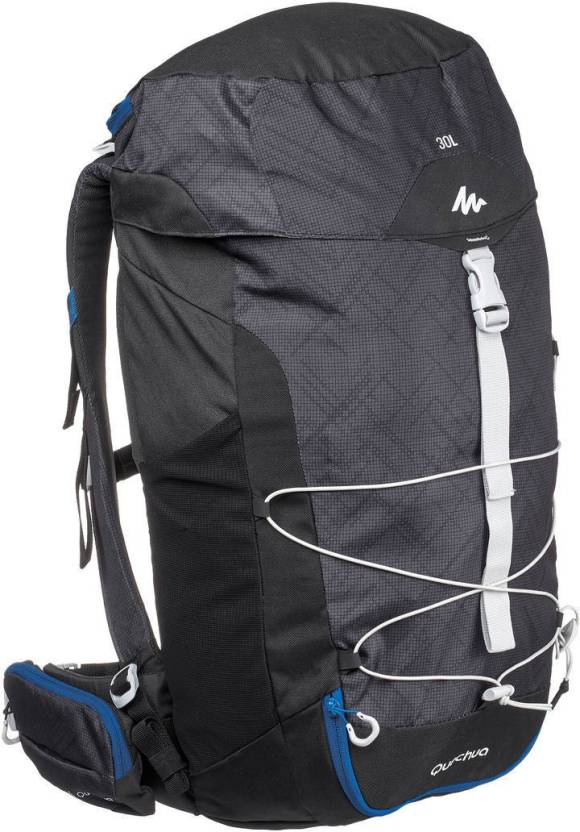 696b1f93081 Quechua by Decathlon Backpack Mh100 30L Black 30 L Backpack Black ...