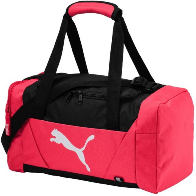 c0a840efd26 Puma (Expandable) Fundamentals Sports XS Gym Bag Pink - Price in ...