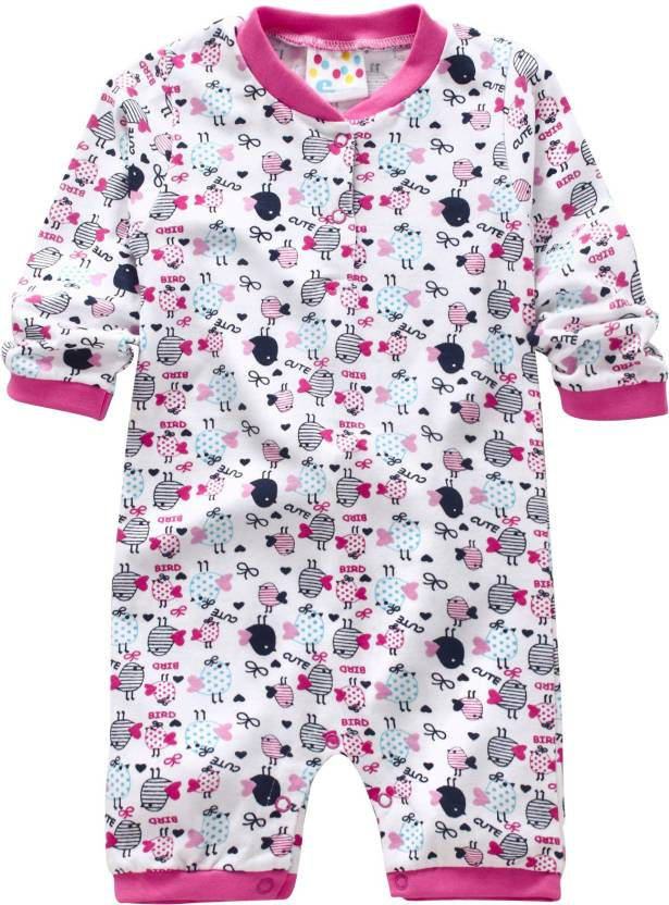 64edc393218 Eimoie Printed Baby Boys   Baby Girls Jumpsuit - Buy Eimoie Printed Baby  Boys   Baby Girls Jumpsuit Online at Best Prices in India