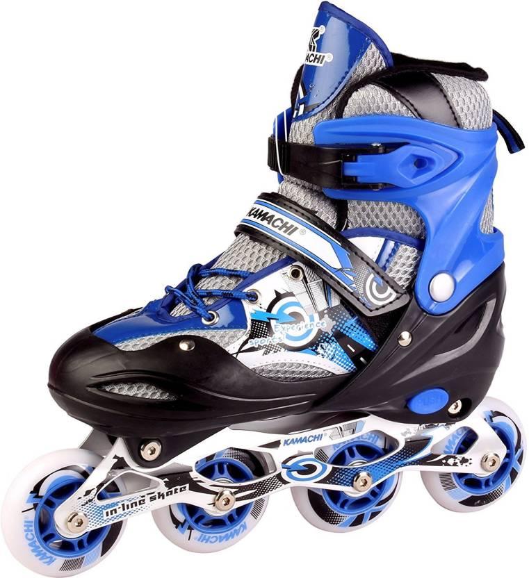 fecf0a47f94 KAMACHI Al In-line Skates - Size 13-2.5 UK - Buy KAMACHI Al In-line ...