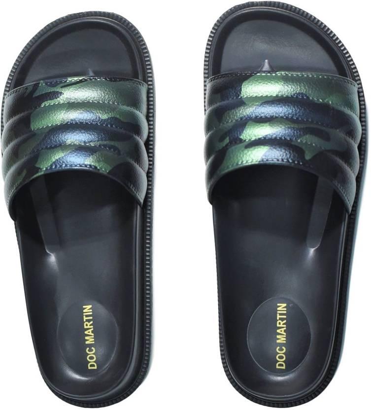 580e98a6cdb DOC Martin Camouflage Black Amalphi Slides - Buy DOC Martin ...