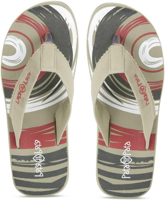 f2e47dd81b4 Sunshine ROGGER Flip Flops - Buy Beige Color Sunshine ROGGER Flip Flops  Online at Best Price - Shop Online for Footwears in India