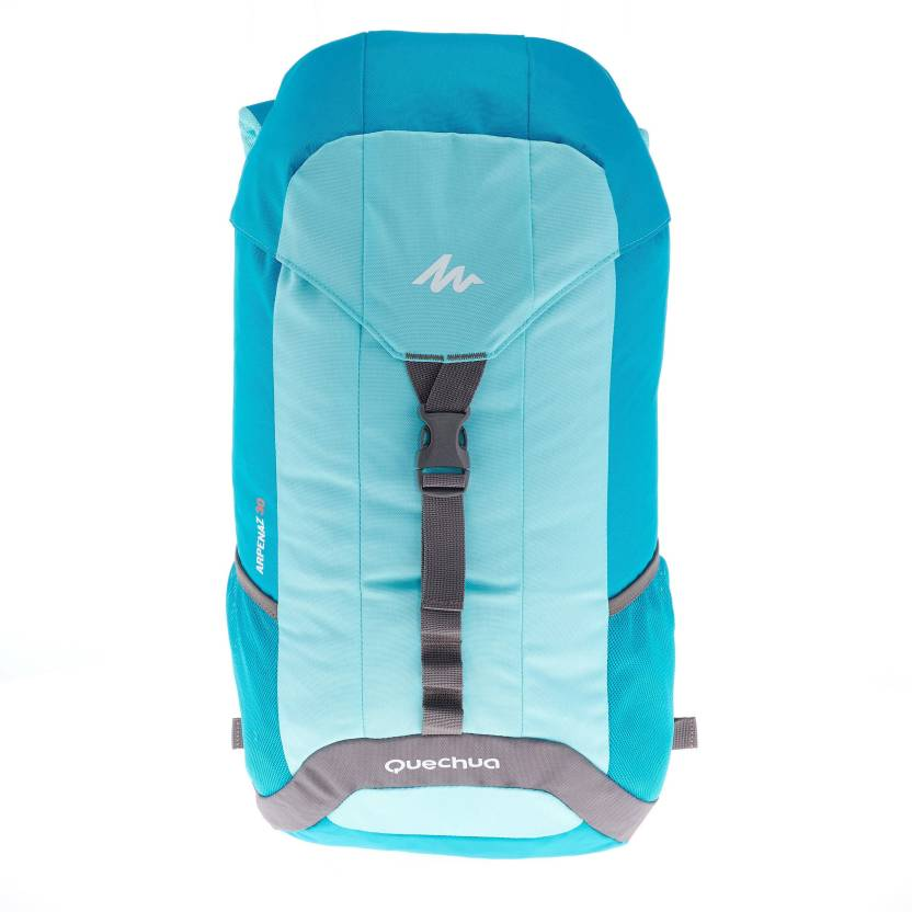 f7805290899b0 Quechua by Decathlon Backpack Nh100 30L Light Blue 30 L Backpack (Blue)
