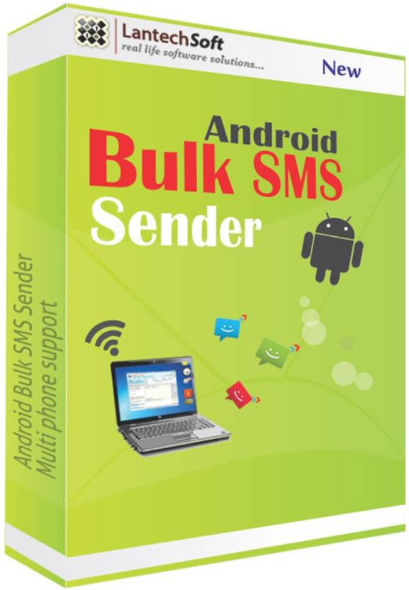 Lantech Soft Android Bulk SMS Sender Price in India - Buy Lantech